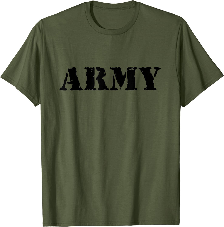 Vintage Army T-shirt