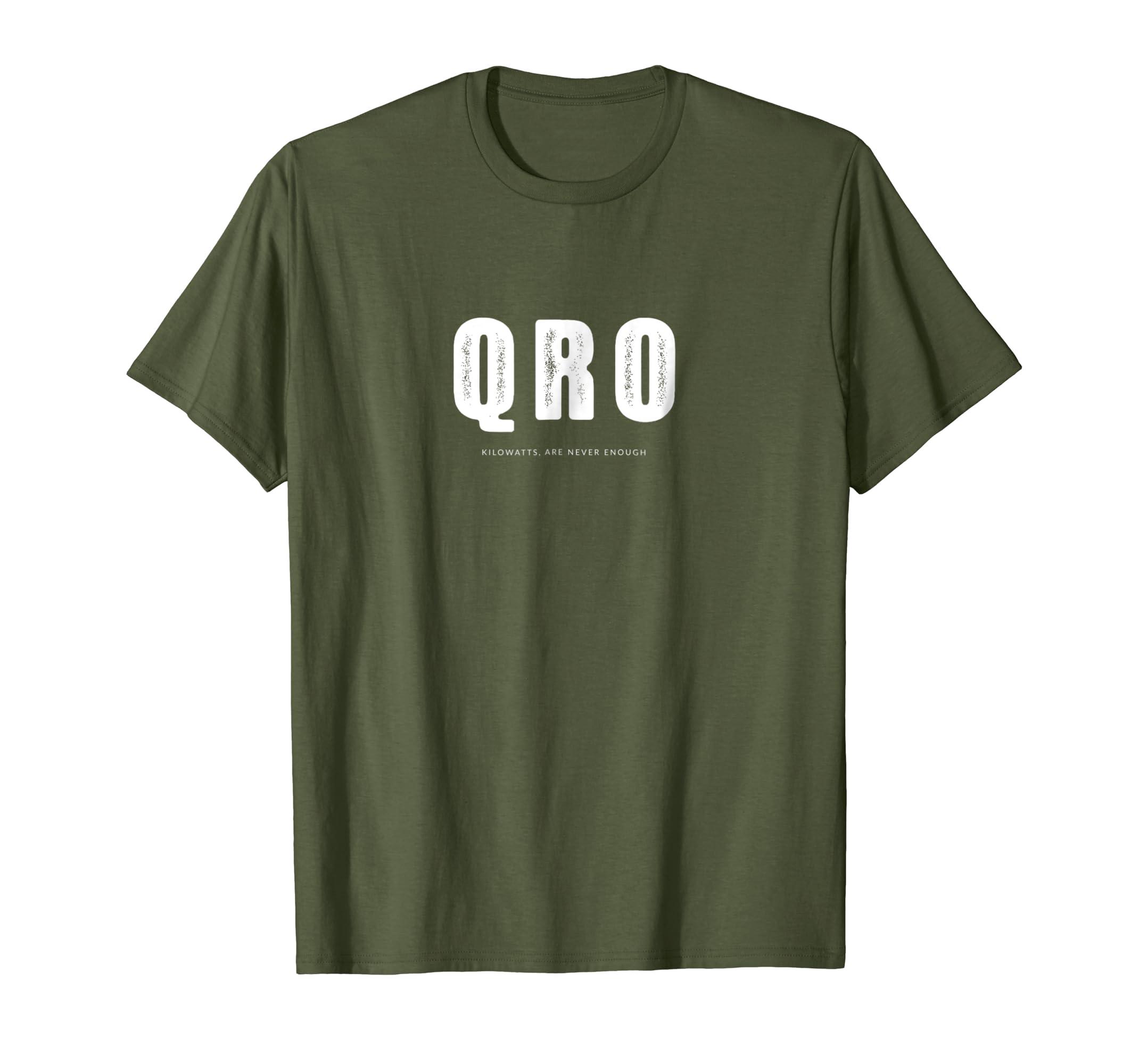 Ham Radio Outlet - Kilowatt Tee - QRO - Hamradio T-Shirt