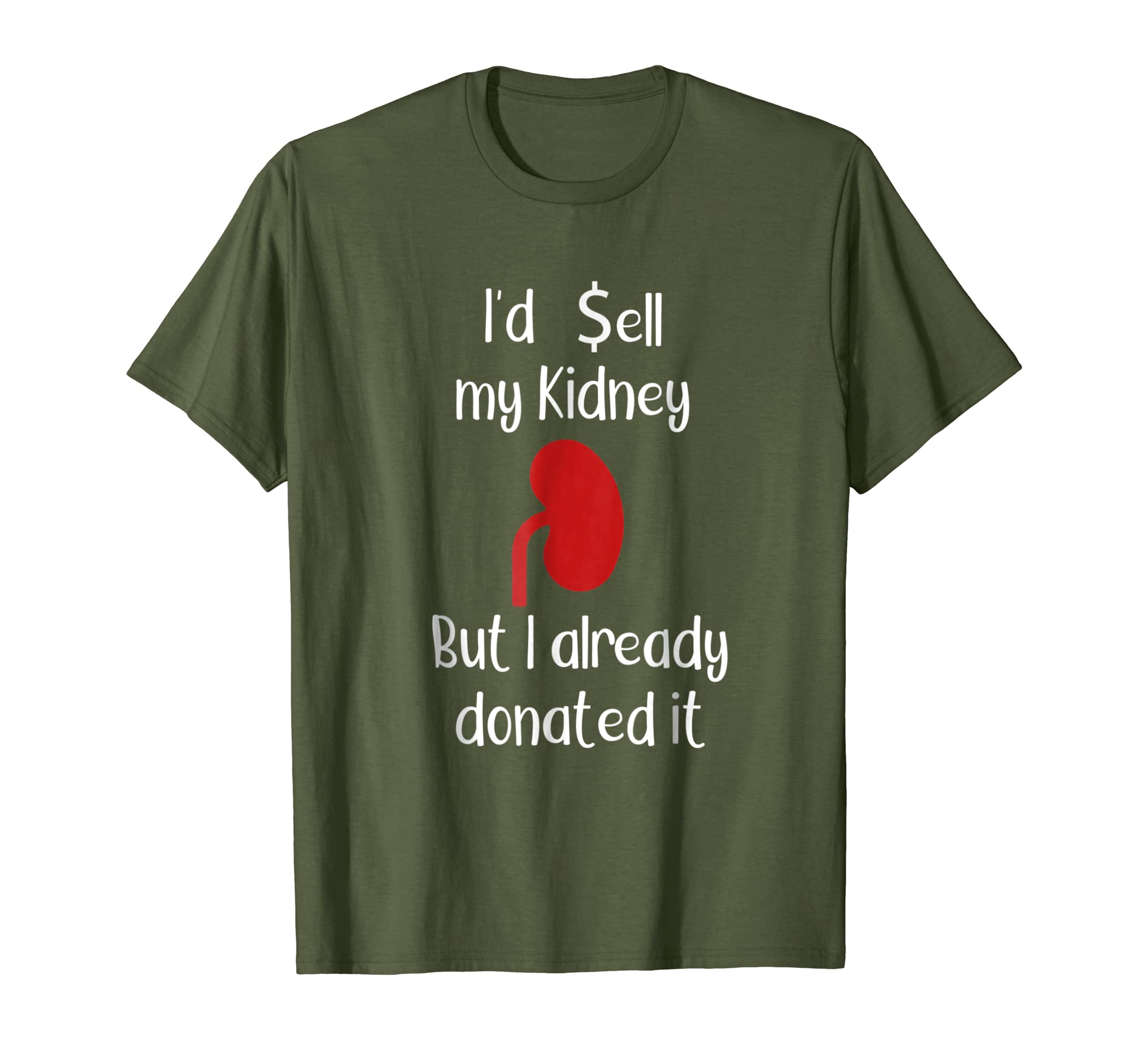 Amazon Com Comedy I D Sell My Kidney But I Already Donated It Donor