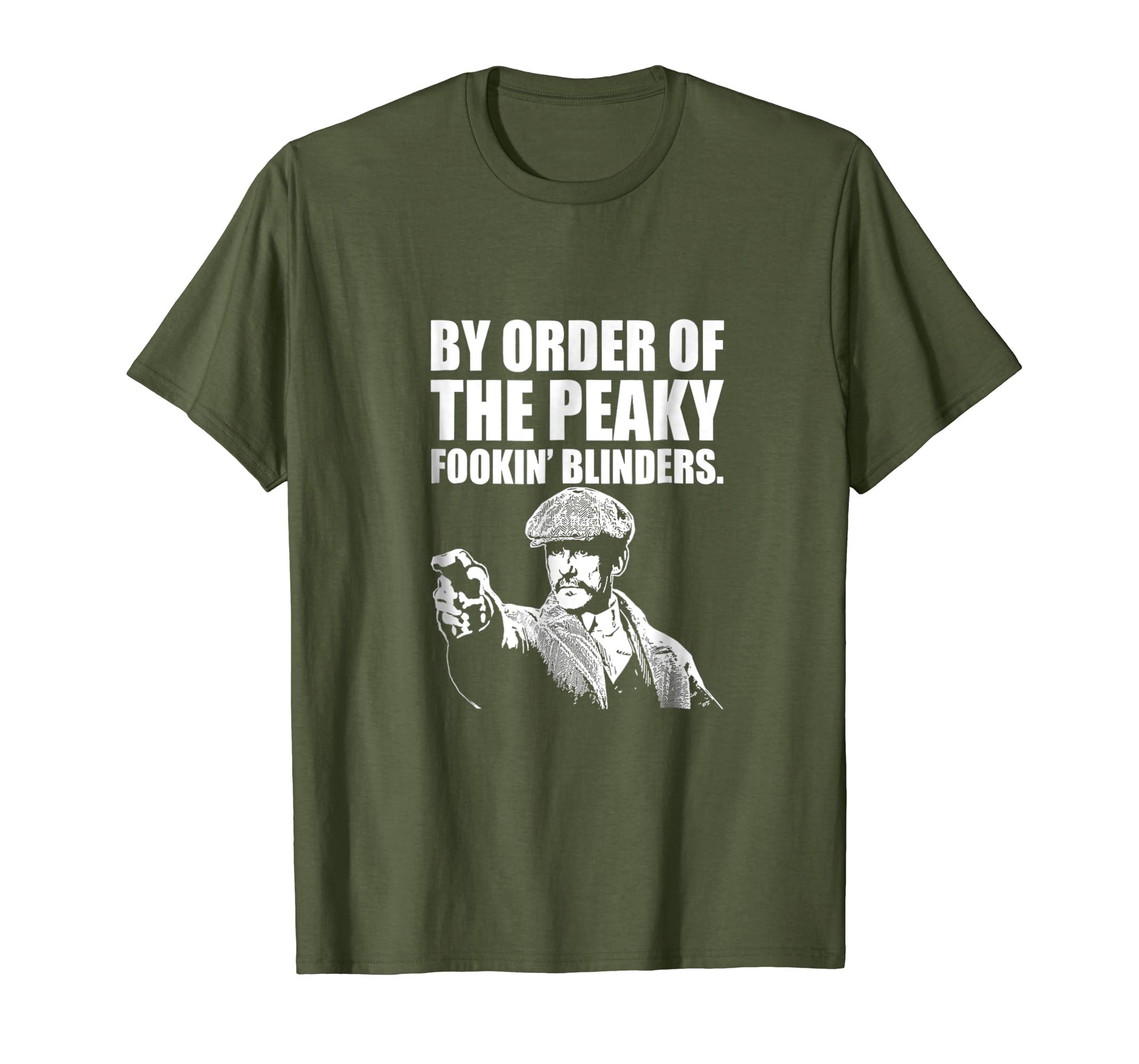 _By Order of The Peaky fookin Blinders_ +-ln
