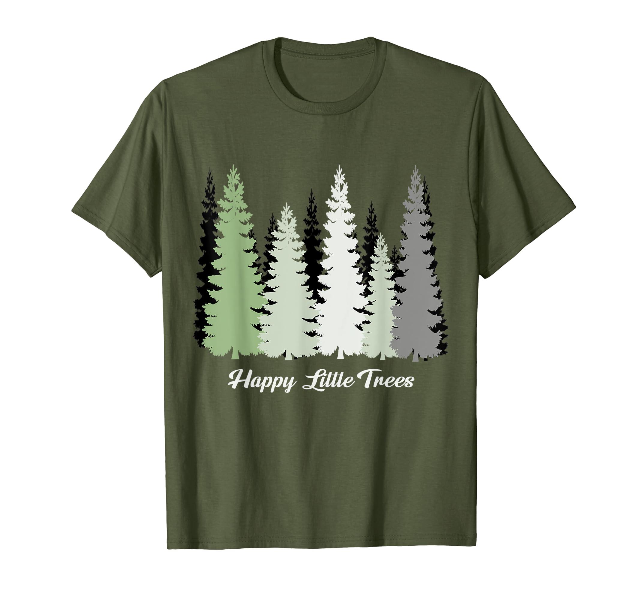 happy little trees - HD2140×2000