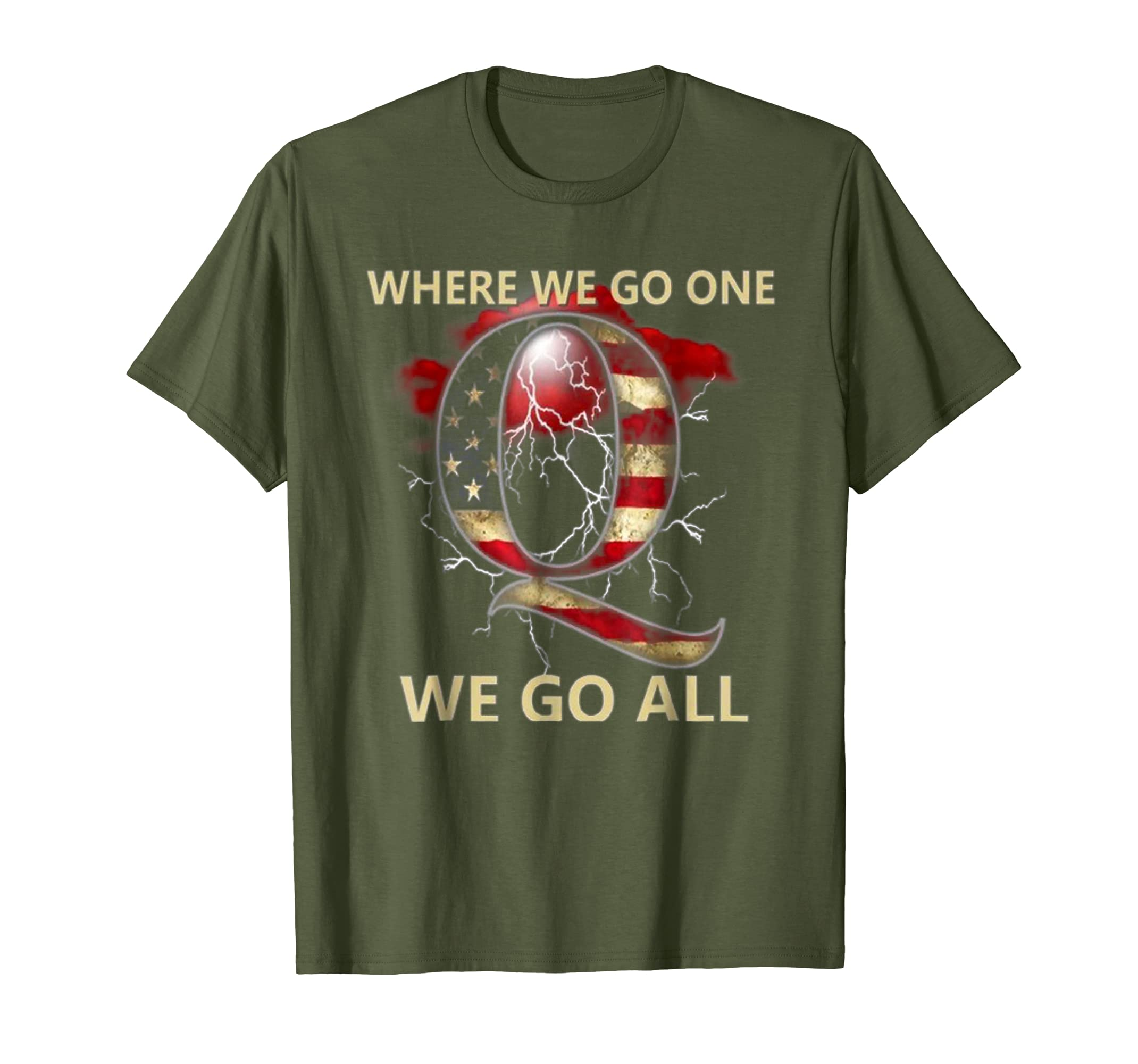 Why Is this Relevant Political QAnon   Letter Q T Shirt-ln
