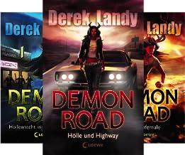 Demon Road (Reihe in 3 Bänden)