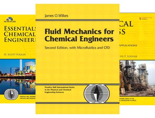 International Series in the Physical and Chemical Engineering Sciences (16 Book Series)