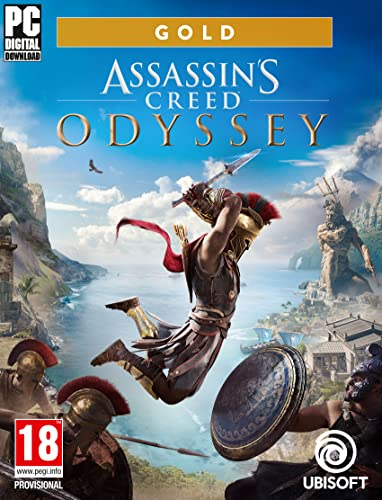 Assassin's Creed Odyssey - Gold Edition  PC Code - Uplay]