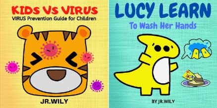 HEALTH FOR KIDS (2 Book Series)