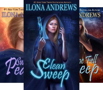 Clean Sweep Innkeeper Chronicles 1 By Ilona Andrews