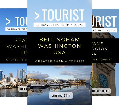 Greater Than a Tourist Washington (8 Book Series)