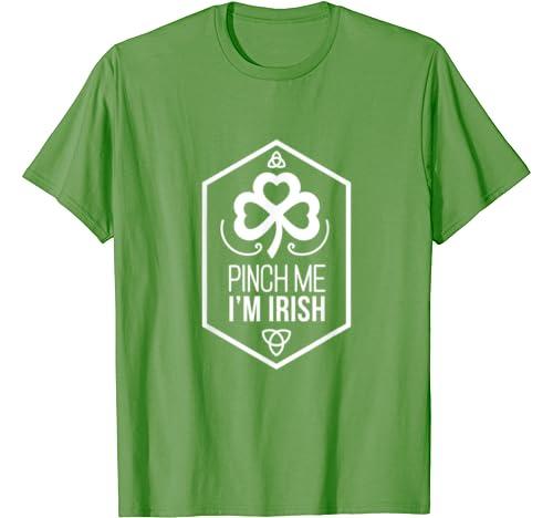 St. Patricks Day Green Irish Lucky Charm St. Pattys Day T Shirt