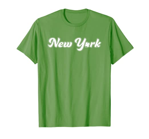 cc8ea2cc4 Image Unavailable. Image not available for. Color: St Patrick's Day New  York TShirt