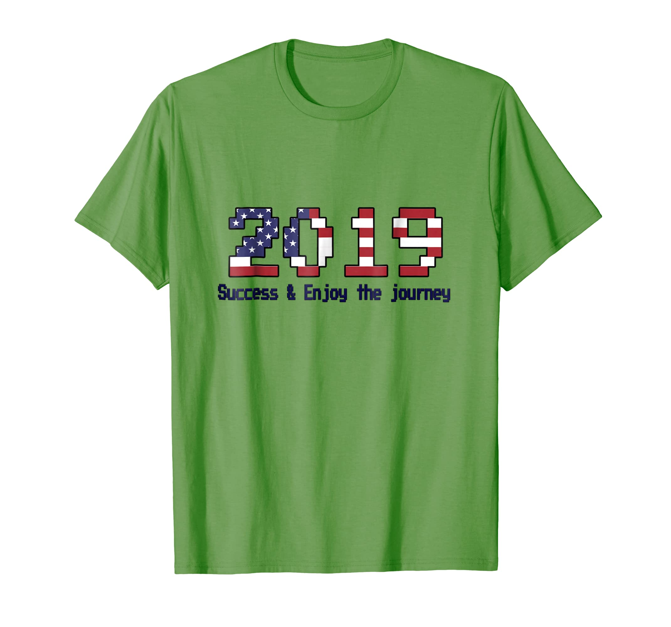 2019 Enjoy the journey Tshirt-azvn