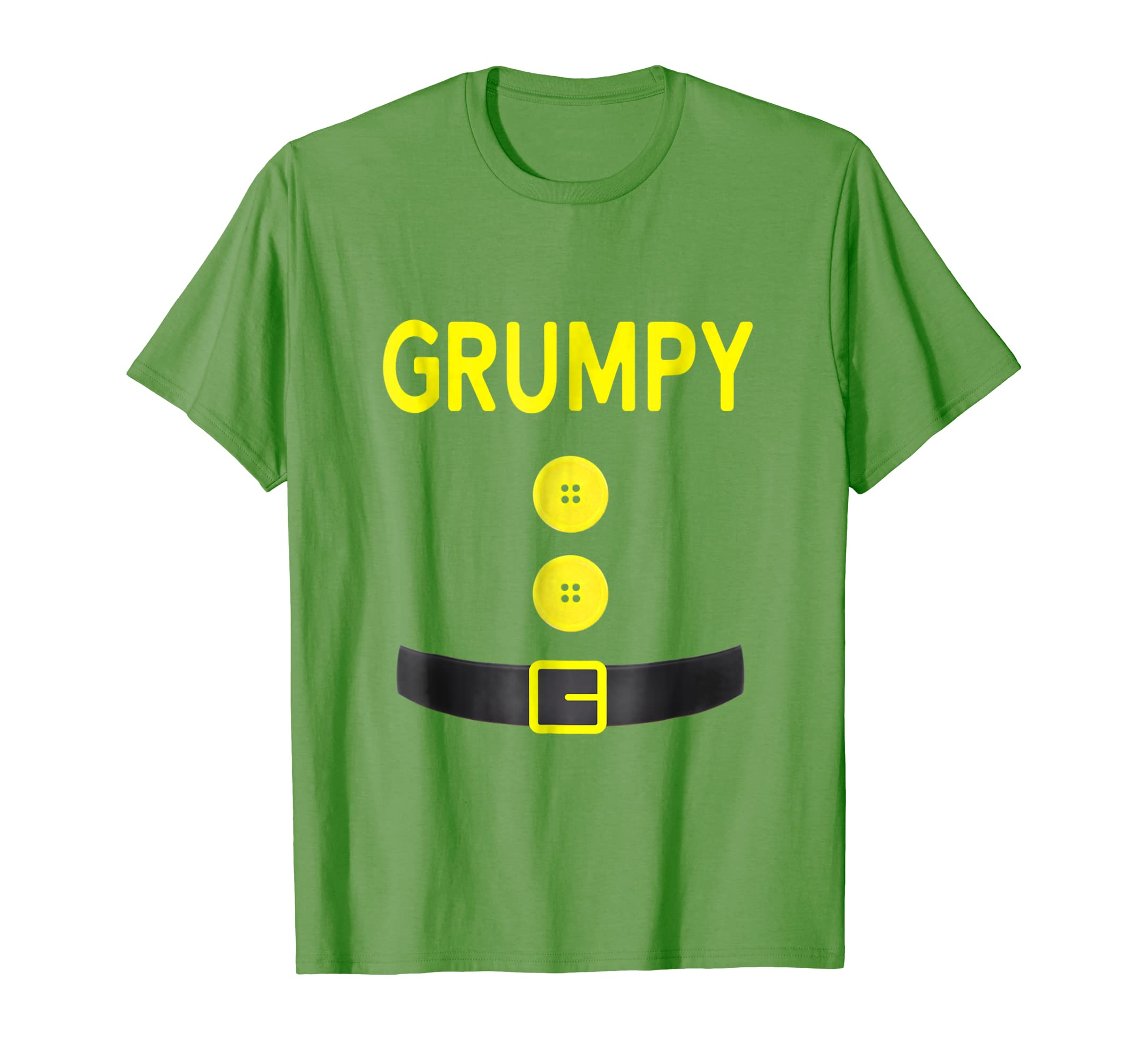 Grumpy Dwarf Costume T Shirt Funny Halloween Gifts-Teechatpro