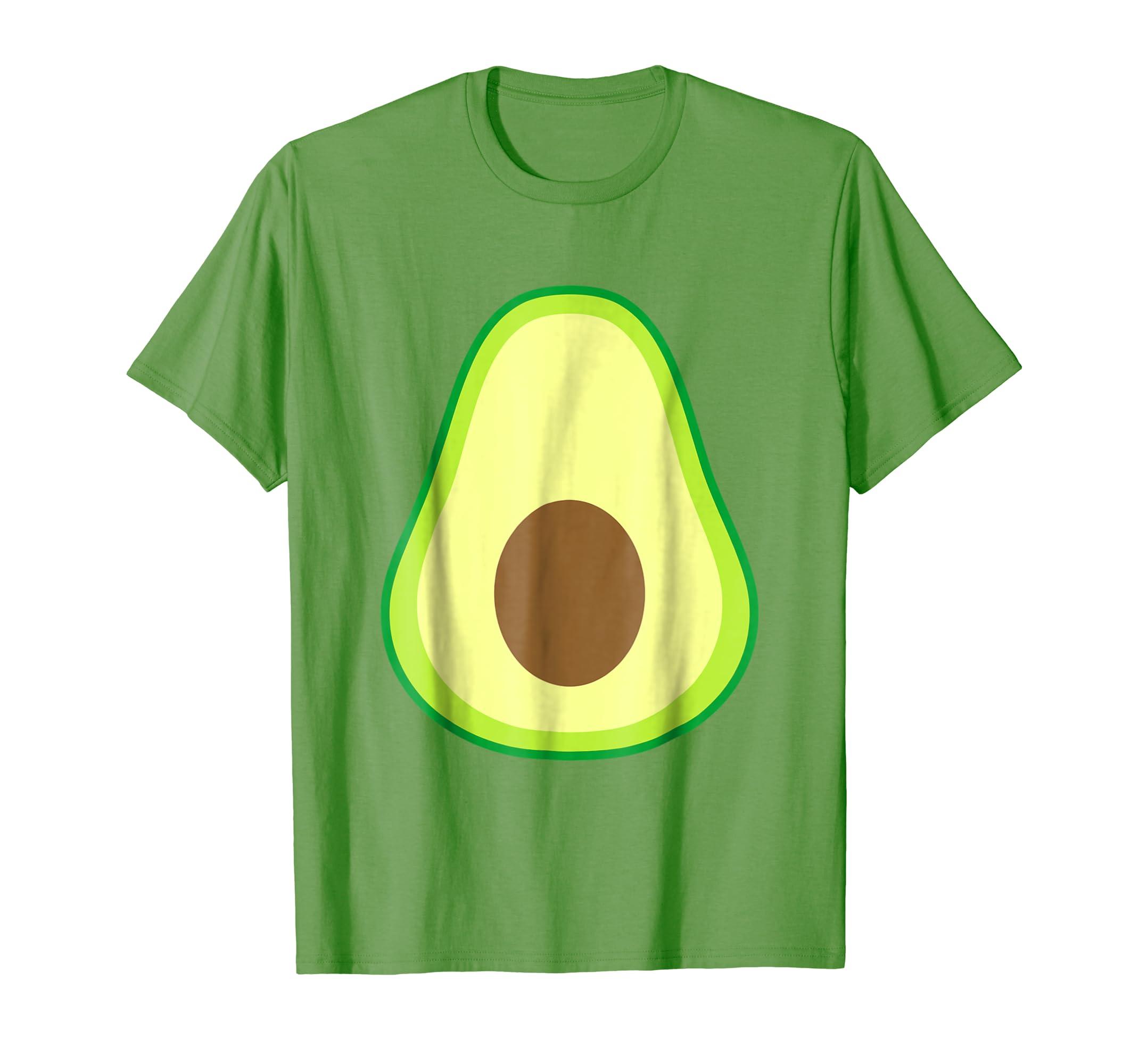 Avocado Buddy Cute tshirt I Love avocados-azvn
