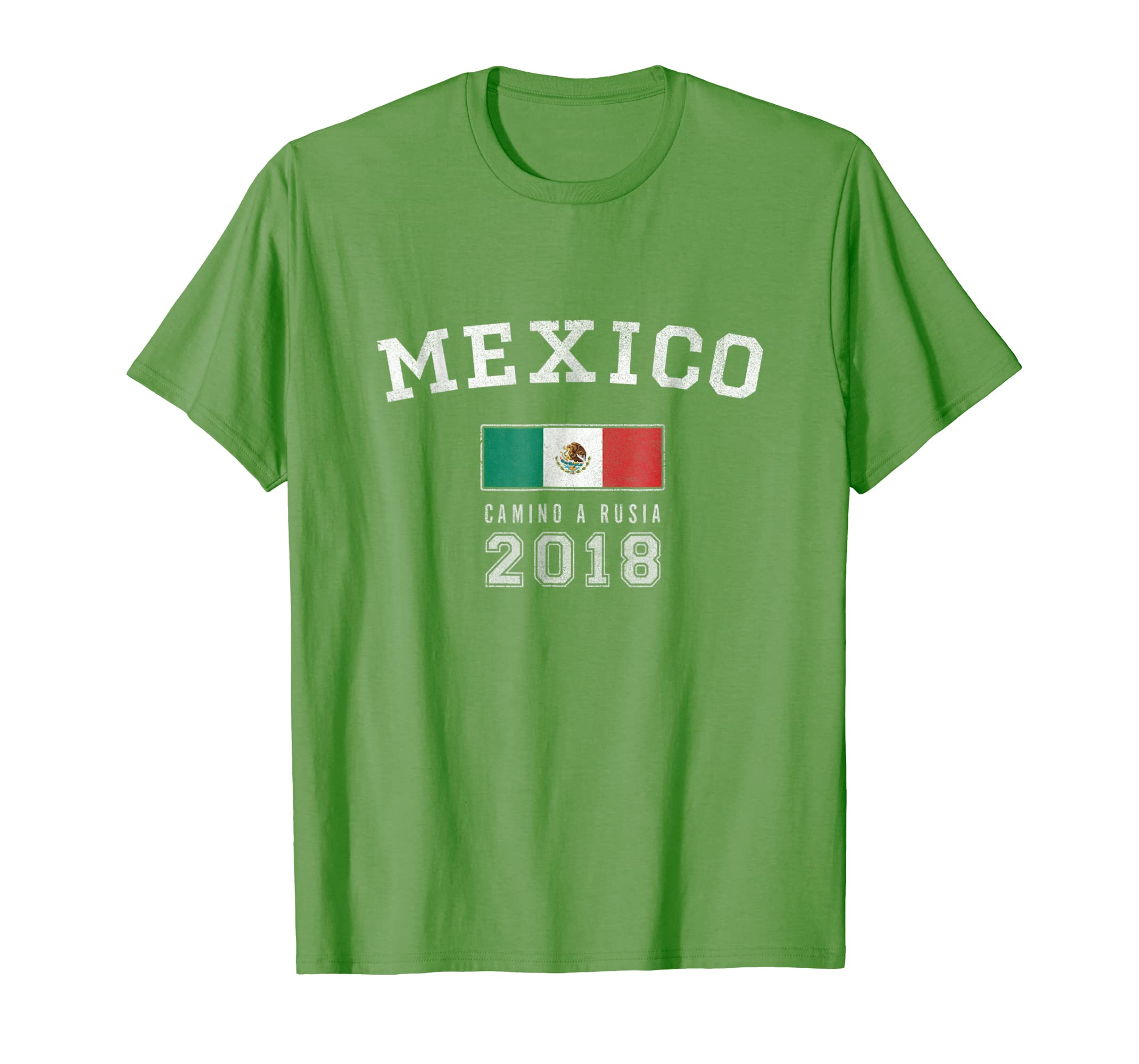 Amazon.com: Mexico, Soccer, Rusia 2018 tshirt - Camiseta Futbol Tee: Clothing