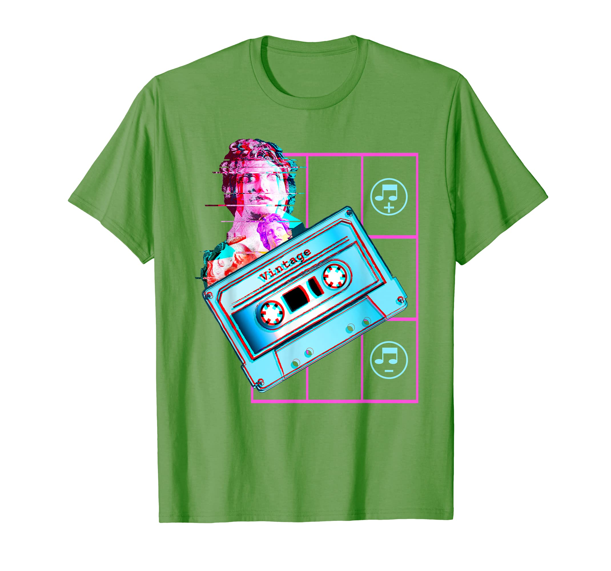 Amazon com: Retro Cassette Tape Vaporwave Aesthetic 80s 90s