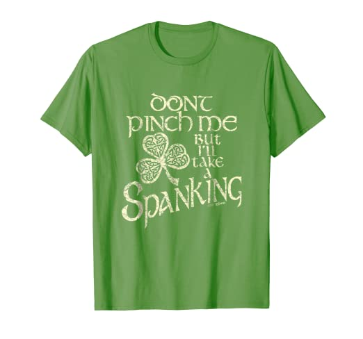 a1e8e9f1 Image Unavailable. Image not available for. Color: St Patricks Day, Dont  Pinch ...