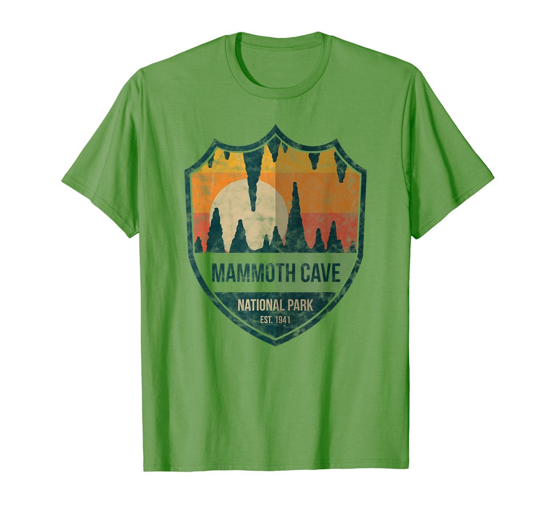 Mammoth Cave National Park Kentucky Emblem Shirts