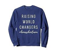 World Changer Shirts Sweatshirt Navy