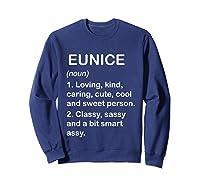 Definition Name Loving Kind Shirts Sweatshirt Navy