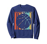 Basketball Madness 2019 Bracketology Tournat College S Shirts Sweatshirt Navy