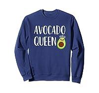 Themed Gift Girls Funny Queen Shirts Sweatshirt Navy