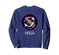 Approved Nasa Shirts Sweatshirt Navy