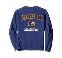 Pardeeville High School Bulldogs Premium T-shirt Sweatshirt Navy