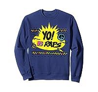 Mtv Yo! Raps Shirts Sweatshirt Navy