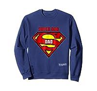 Super Dad By Inspir8 Movet Shirts Sweatshirt Navy