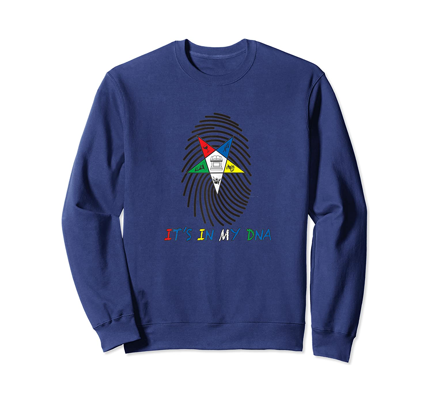 Oes Its In My Dna Shirt T-shirt Crewneck Sweater