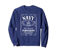 Gurnard Ssn 662 Sub Shirts Sweatshirt Navy