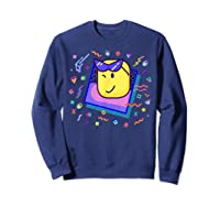 Radblox T-shirt Sweatshirt Navy