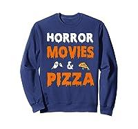 Happy Halloween Halloween Party Shirts Sweatshirt Navy