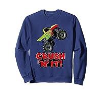 Crush N It For And Shirts Sweatshirt Navy