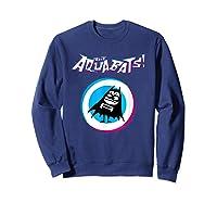 The Aquabats Logo Merchandise Shirts Sweatshirt Navy