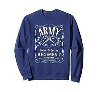 506th Infantry Regi Shirts Sweatshirt Navy