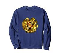 Aria Coat Of Arms Emblem On Shirts For & Tank Top Sweatshirt Navy