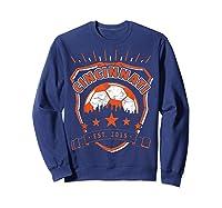Vintage Cincinnati Soccer Sport Fan Gift Idea Fc 513 Shirts Sweatshirt Navy