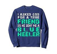 Blue Heeler Shirts Sweatshirt Navy