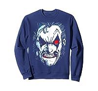 Lobo In Lo Face T-shirt Sweatshirt Navy