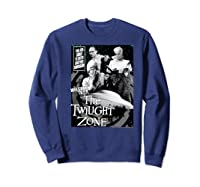 Twilight Zone About To Enter Another Dision Shirts Sweatshirt Navy