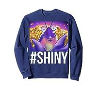 Disney Moana #shiny Tamatoa Portrait T-shirt Sweatshirt Navy