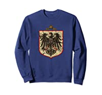 German Imperial Eagle Shirts Sweatshirt Navy