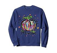 I Love Being A Momom T Shirt T-shirt Sweatshirt Navy