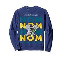 We Bare Bears Nom Nom Everyone's Tube Internet Celebrity Shirts Sweatshirt Navy