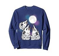Three Opossum Moon S Shirts Sweatshirt Navy