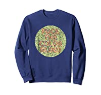 Fuck The Colorblind Shirts Sweatshirt Navy