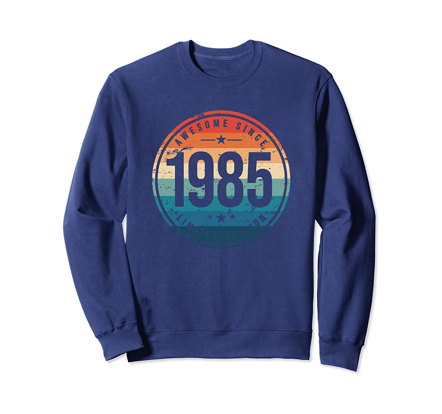 Awesome Since 1985 – 35 Years Old, 35th Birthday Gift Sweatshirt