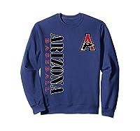 Arizona 1998 Diamondback Baseball Shirts Sweatshirt Navy
