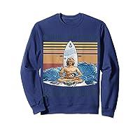 Bodhi\\\'s Surf Shop It\\\'s Not Tragic To Die Doing What You Love T-shirt Sweatshirt Navy